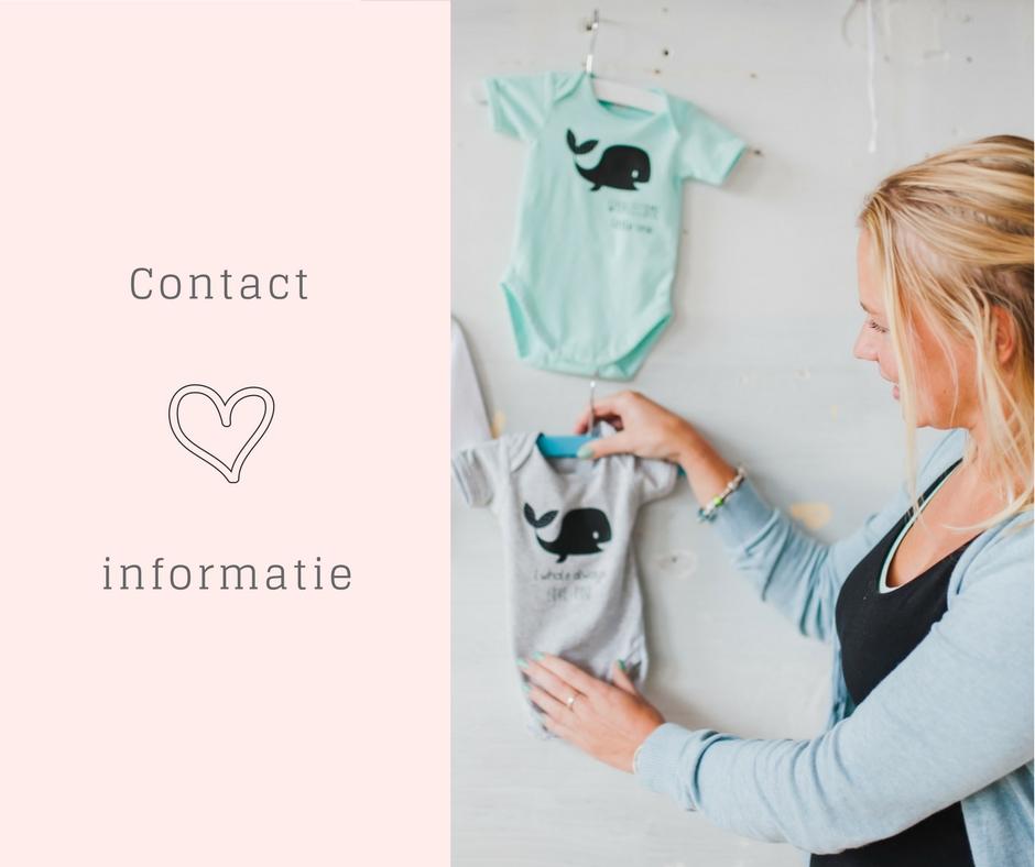 Contact informatie Liefs van Cindy