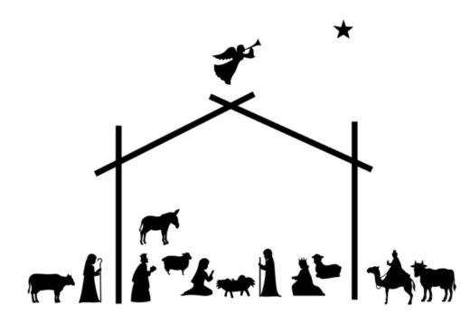 DIY Kerststal uitbreiding raamstraatje