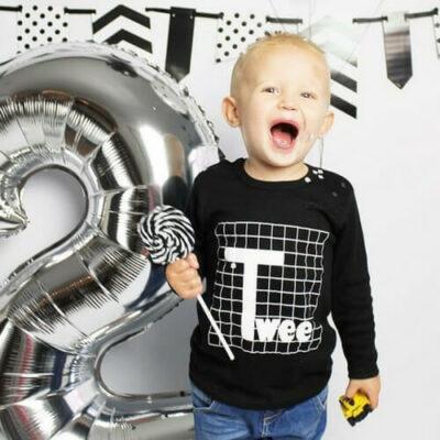 Verjaardagsshirt twee jaar