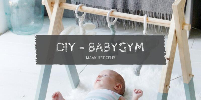 Maak zelf een babygym