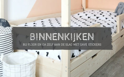 Kinderkamer Floor