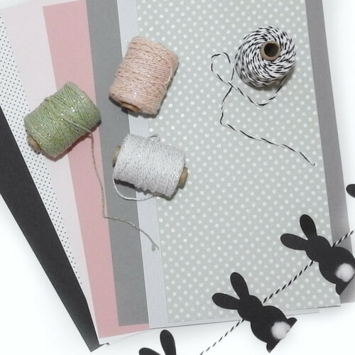 Kleuren touw slinger
