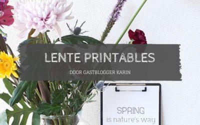 Lente posters