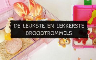 De leukste en lekkerste broodtrommels