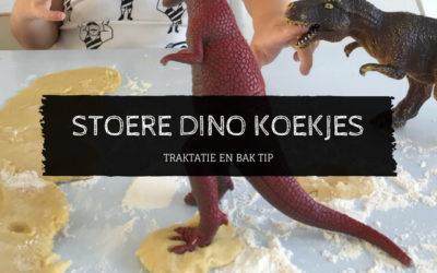 Stoere dinotraktatie