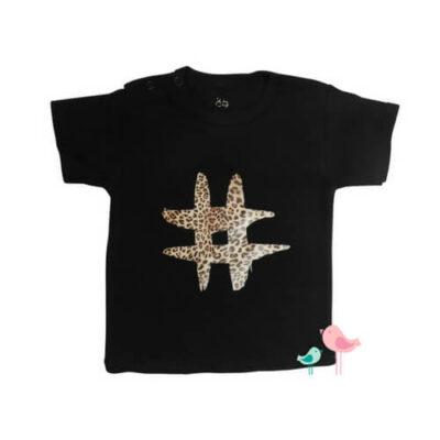 Tijgerprint # hastag babykleding
