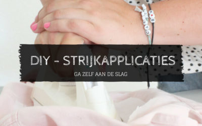 DIY Strijkapplicaties