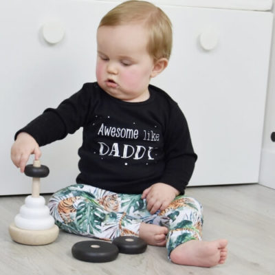Awesome like daddy vaderdag shirt