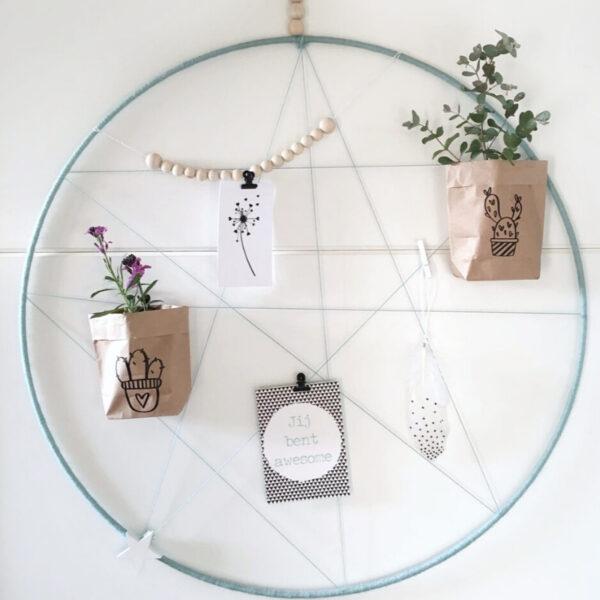 Workshop decoratie ring