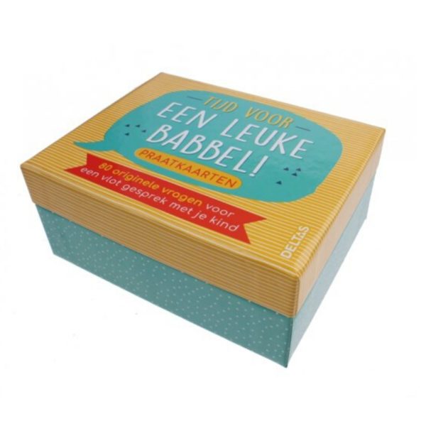 Babbel praatkaarten voor kinderen