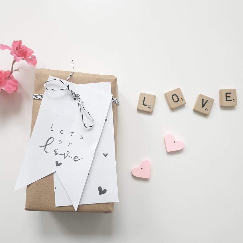 Free printables Valentijn
